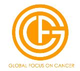 global focus on cancer logo