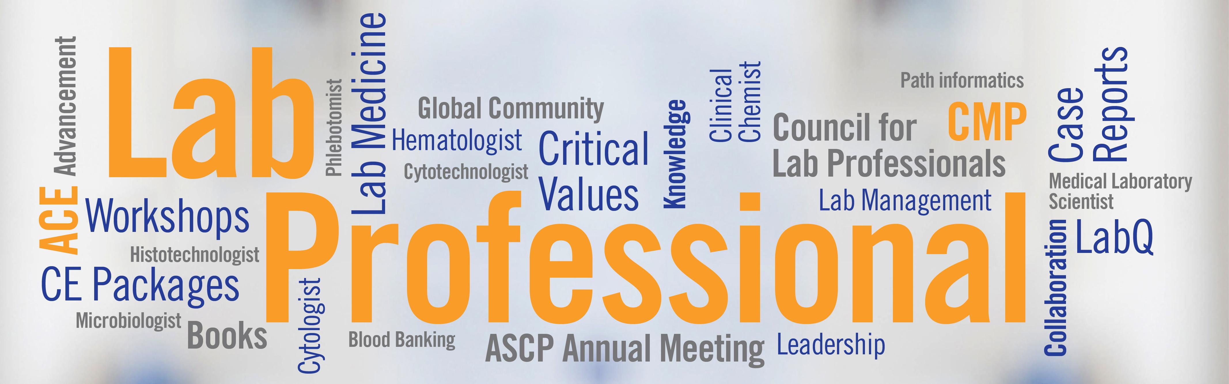 lab professional header