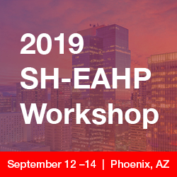 SH/EAHP Workshop 2019 – September 12-14:  Addressing the Challenges of Eosinophilia & Mastocytosis ASCP/SH 2019 Day – September 11