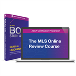BOC Study Guide Enhanced 6th Edition Book and MLS Online Review Course Bundle