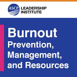 Leadership Institute: Burnout