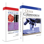 Quick Compendium of Surgical Pathology and Quick Compendium Companion for Surgical Path Book Bundle