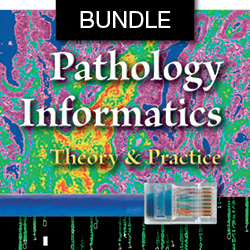 Pathology Informatics Bundle: Theory & Practice Book with 4 Online CE cases