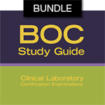 BOC Study Guide Book and App Bundle