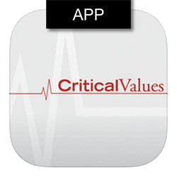 Critical Values App Edition