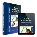 Flow Cytometry in Clinical Diagnosis 4th Edition Book and eBook Bundle
