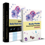 Body Fluid Analysis  and Body Fluids Morphology Bench Guide Bundle