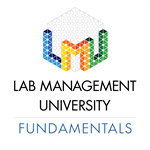 Lab Management University Fundamentals Certificate of Completion