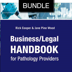 Business/Legal Handbook for Pathology Providers and eBook Bundle
