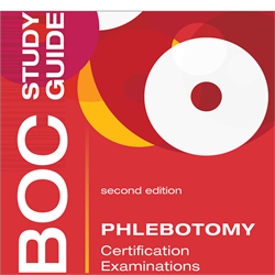 BOC Phlebotomy Study Guide 2nd Ed